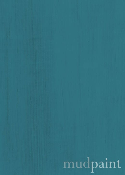 turquoise furniture paint color