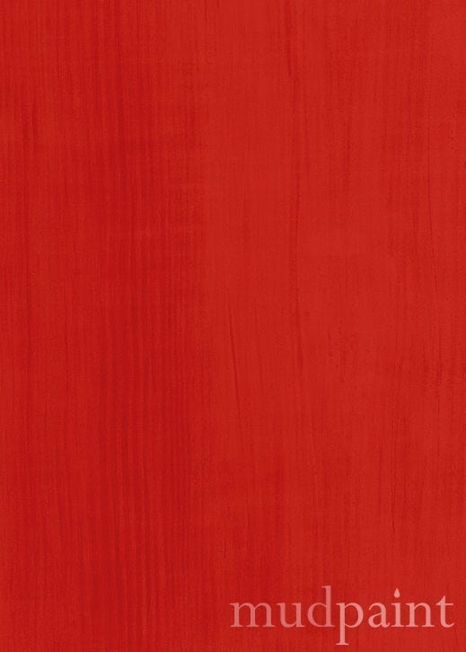 red furniture paint color