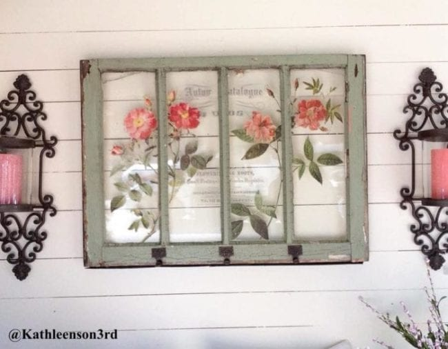 How to Repurpose Old Windows and Doors