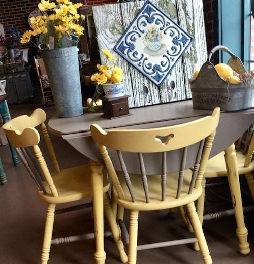 How to use MudPaint to Paint Your Dining Room Table