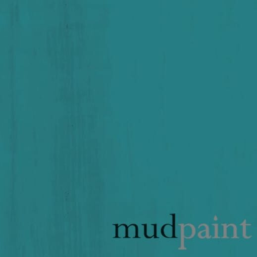 Harbor MudPaint furniture paint.