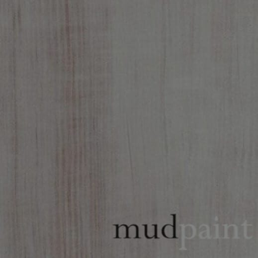 Stone MudPaint furniture paint.
