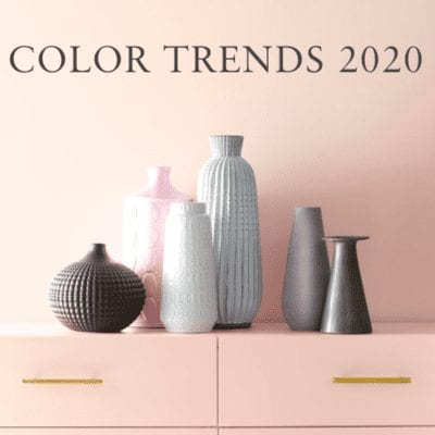 Trending Paint Colors  – UPDATE 04/20