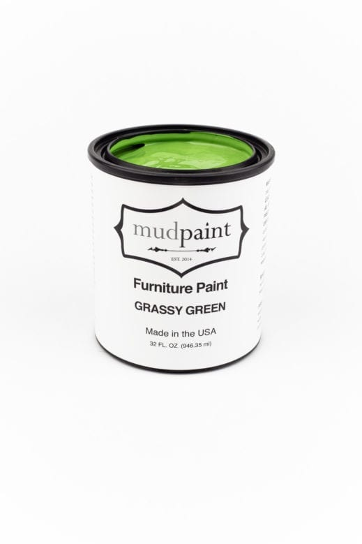 green clay furniture paint