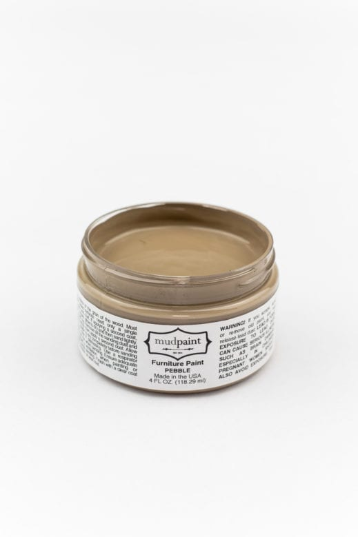 light brown clay furniture paint by MudPaint