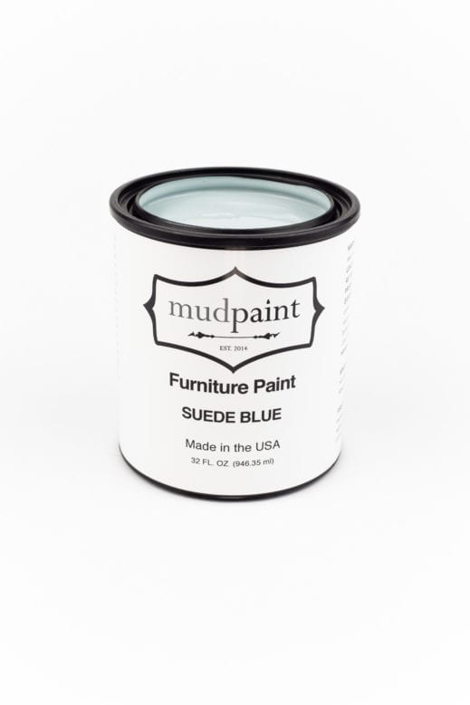 light blue clay furniture paint