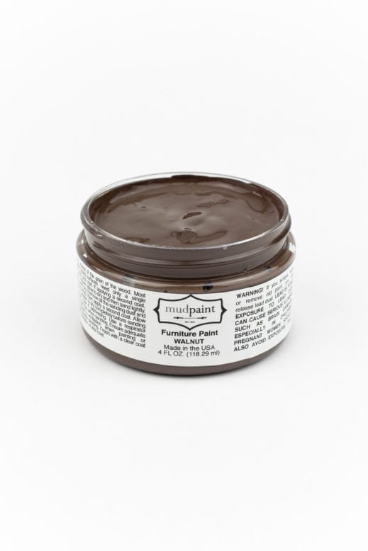 dark brown clay furniture paint